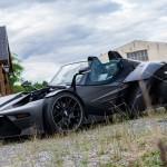 KTM X-Bow GT Black Edition… Comptez jusqu'à 5 !