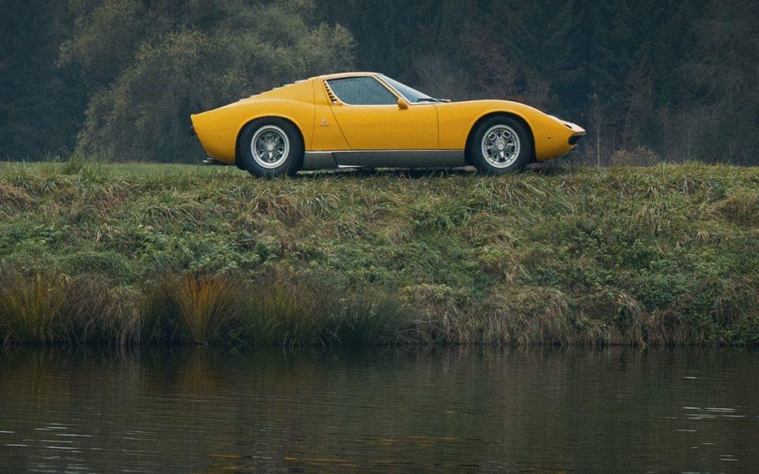Lamborghini Miura – Une merveille !