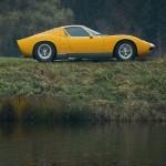 Lamborghini Miura - Une merveille !