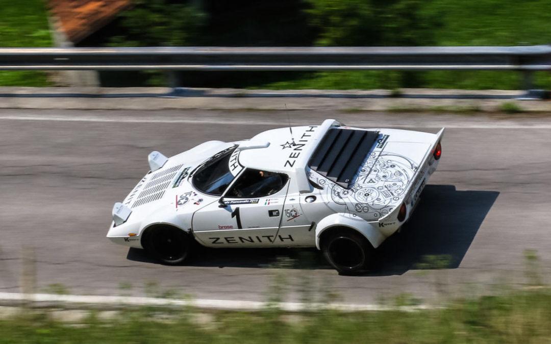 Engine sound : Lancia Stratos V6 – Bel canto…