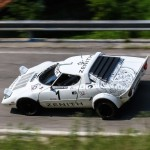 Engine sound : Lancia Stratos V6 – Bel canto…