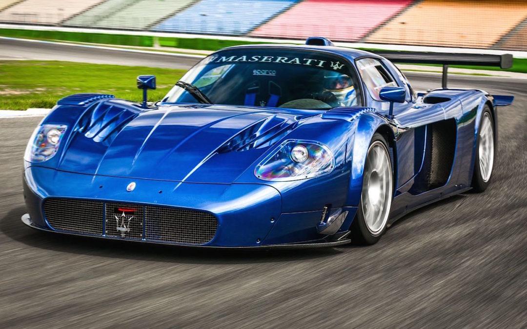Maserati MC12 VC… de la course à la route !