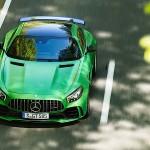 Engine Sound : Mercedes AMG GT R - Allo... Hulk ? C'est toi ?!