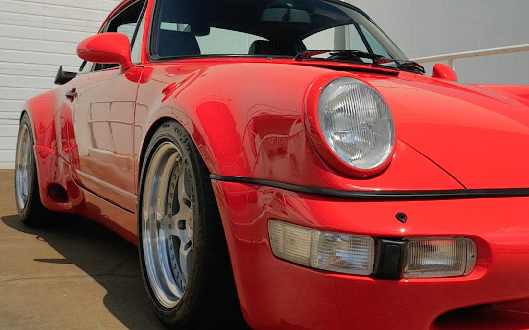 Porsche 930 biturbo by NTO Motorsport…