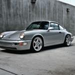 Porsche 964 Carrera 4 : Fahrvergnügen !