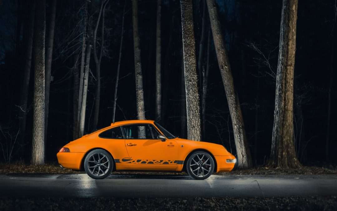 Porsche 993 Hillside Design – Classe !