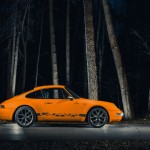 Porsche 993 Hillside Design - Classe !