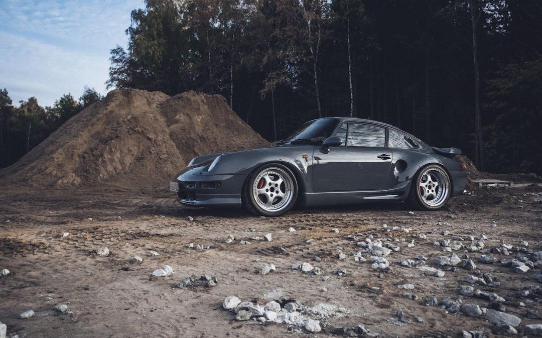 Porsche 993 Turbo Gemballa… Sobre et parfaite !