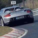 Une Porsche Carrera GT en enfer...