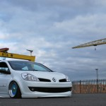 Bagged Clio BBS - Si si c'est possible !