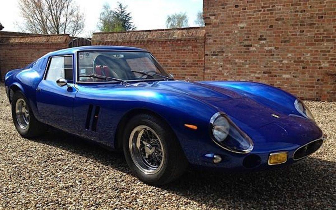 Ferrari 250 GTO 1963 – La reine !