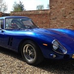 Ferrari 250 GTO 1963 - La reine !