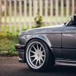 BMW E30 Hartge... Intemporelle ! 2