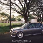 BMW E30 Hartge... Intemporelle ! 1
