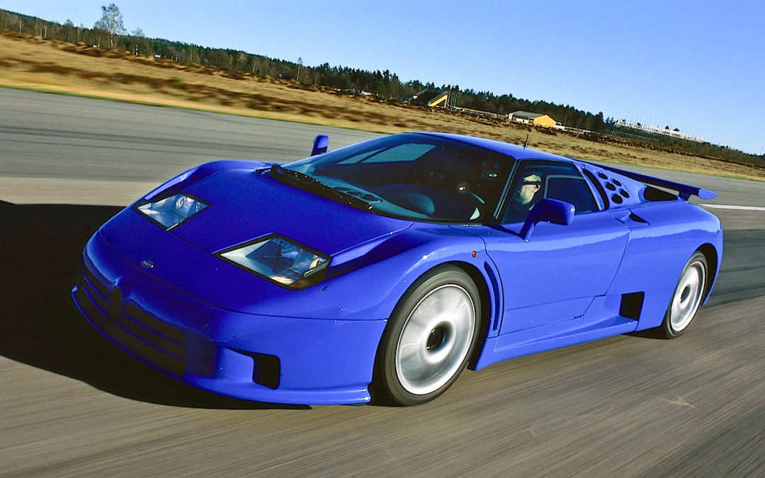 Dauer EB110 S – Bugatti ? 'Connais pas…