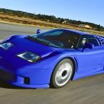 Dauer EB110 S - Bugatti ? 'Connais pas...