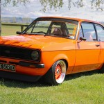 Escort MkII BBS - Full Orange !