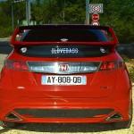 Romain's Honda Civic Type R... Red zone ! 14