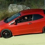 Romain's Honda Civic Type R... Red zone ! 10