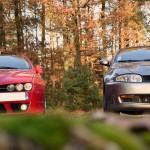 Brera Vs GT - Le coupé selon Alfa...