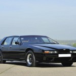 Aston Martin Lagonda Tickford - L'Ovni So British !