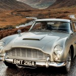 Aston Martin DB5 - Je suis Martin... Aston Martin !