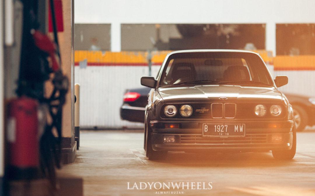 BMW E30 Hartge… Intemporelle !