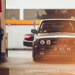 BMW E30 Hartge... Intemporelle !