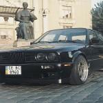 BMW E30... Swap'n Schmidt made in Ukraine