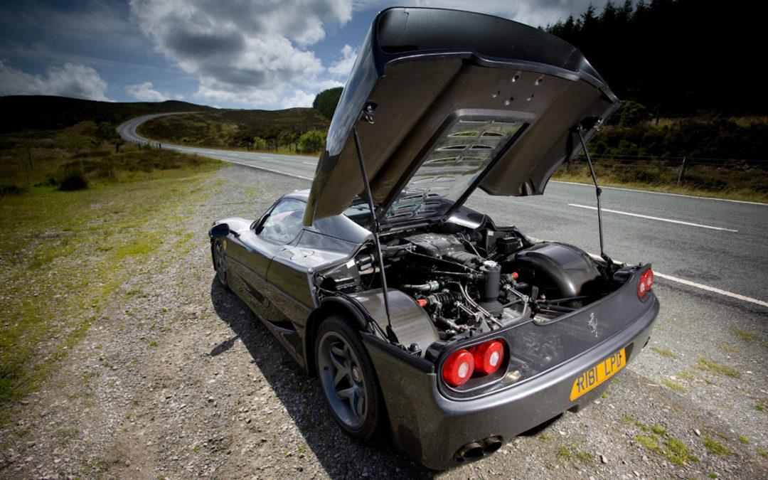 Des moteurs de F1 sur la route… Quand les ingénieurs se lâchent !