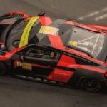 FIA GT Macau : Une victoire sur le toit !
