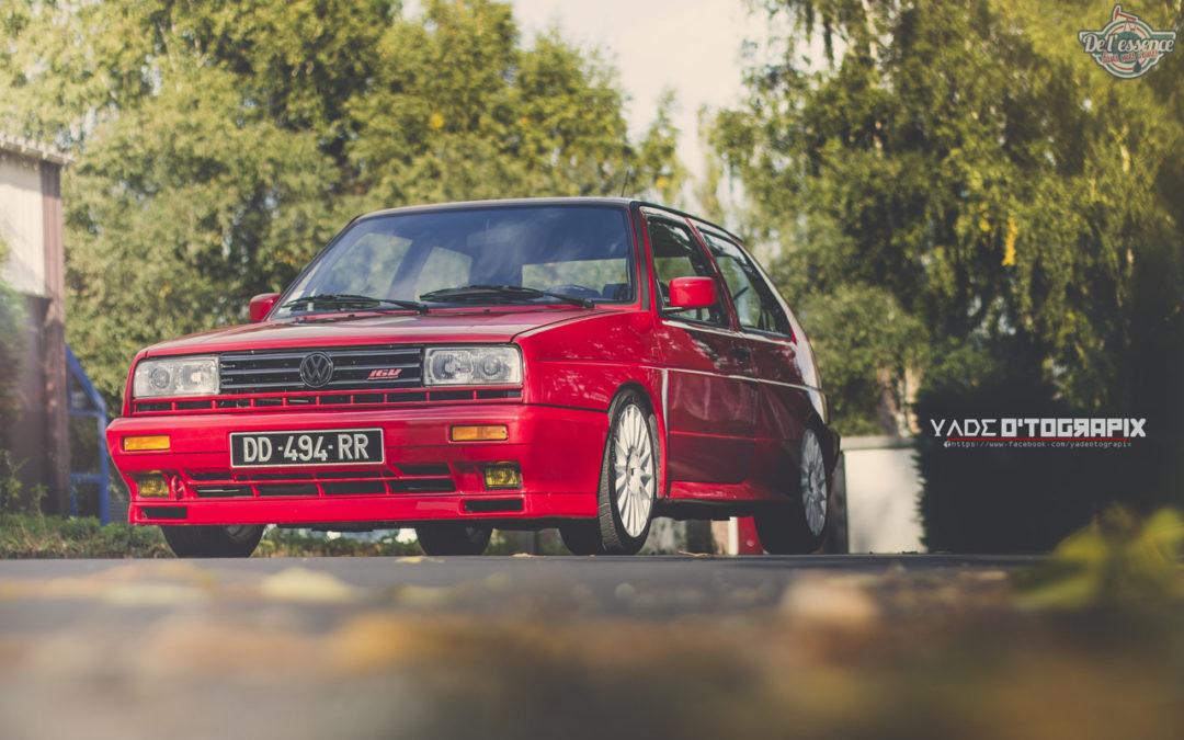 La Golf Rallye de Xavier est-elle parfaite ? De l'essence ...