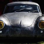 """'54 Porsche 356 Coupé Pré-A - """"Bare Métal"""""""