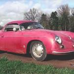 Sortie de grange : '55 Porsche 356 1500 S Speedster Hardtop - Immortelle !