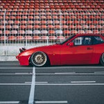 Porsche 944 - Bagged & Work