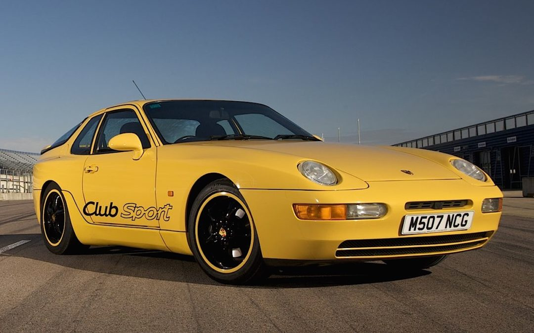 Porsche 968 ClubSport… La dernière vraie PMA ?!
