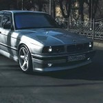 BMW Série 5 E34 en Schnitzer - Gangsta or not Gangsta !
