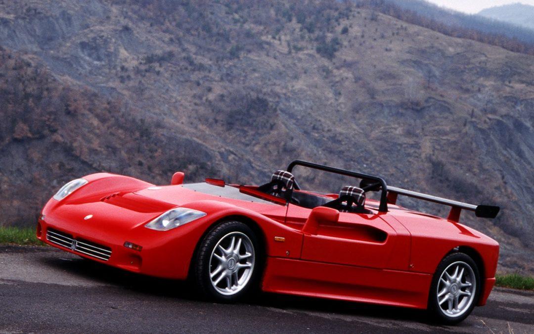 Maserati Barchetta – L'injuste oubliée…