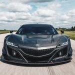 Honda NSX GT3... Elle se chauffe à Daytona ! 3