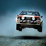 Engine sound : Décrassage de tympans en Audi Quattro GrB