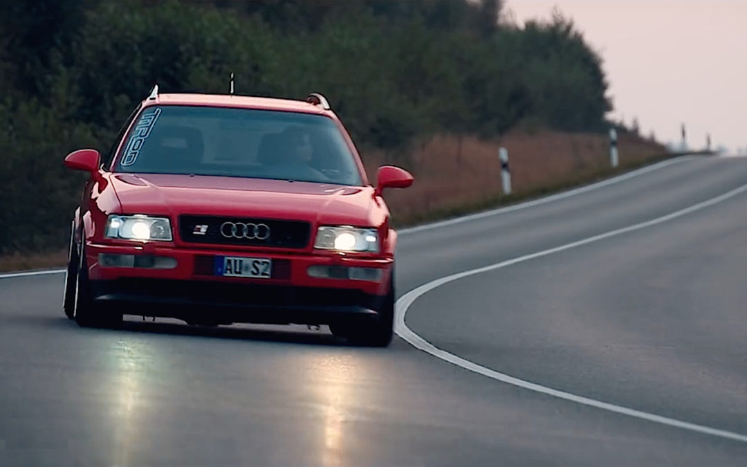 Audi S2 Avant : The Red Baron