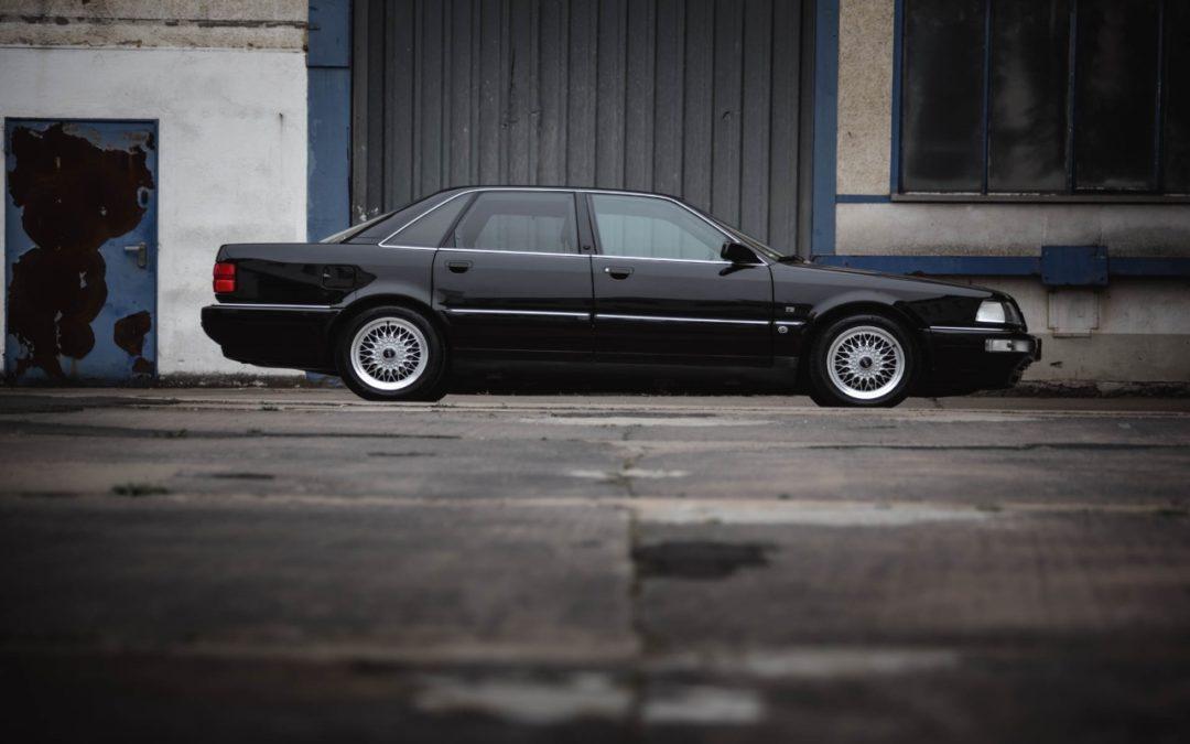 Audi V8 – Consonne… Voyelle…