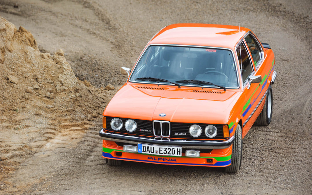BMW 320 E21… Alpina B6 Replica