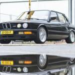 BMW M5 E28 - Première du nom...