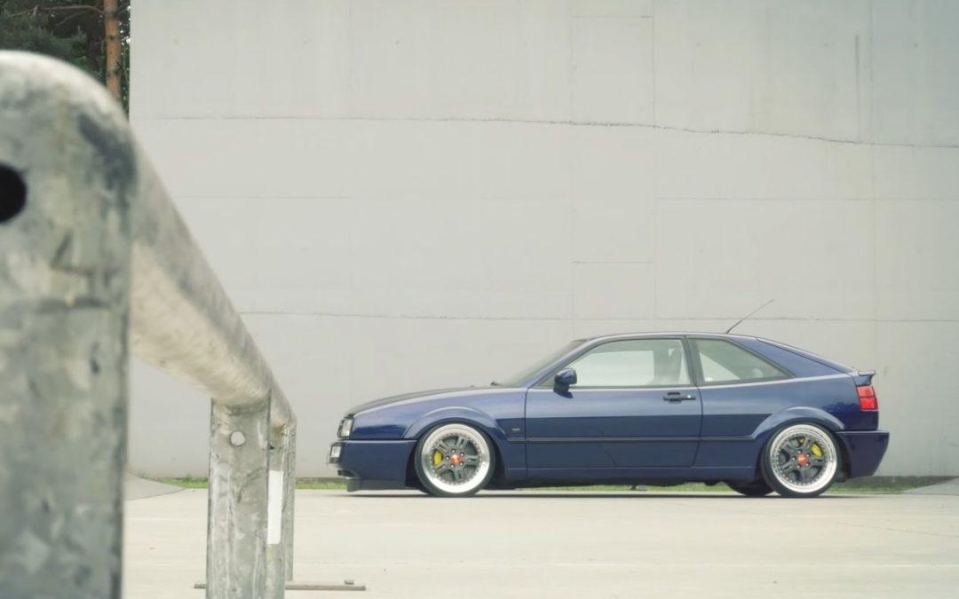 Corrado VR6 – Pour changer un peu…