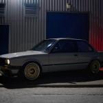 BMW E30 BBS - Encore une !