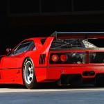 Engine sound : Rien, juste une F40 LM sur un banc...
