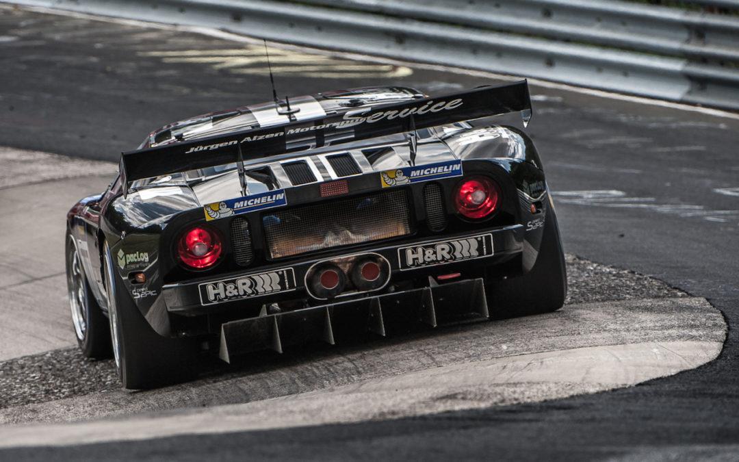 Engine Sound : Ford GT… Lourd héritage !