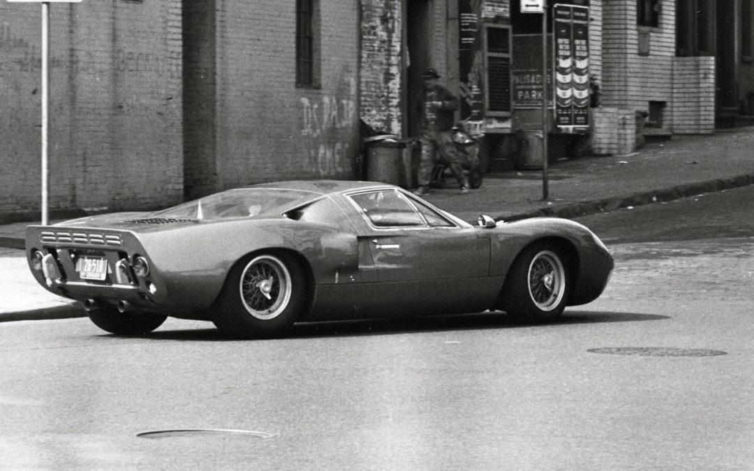 Engine sound : Ford GT40 MK1 – Street legal… mais pas trop !