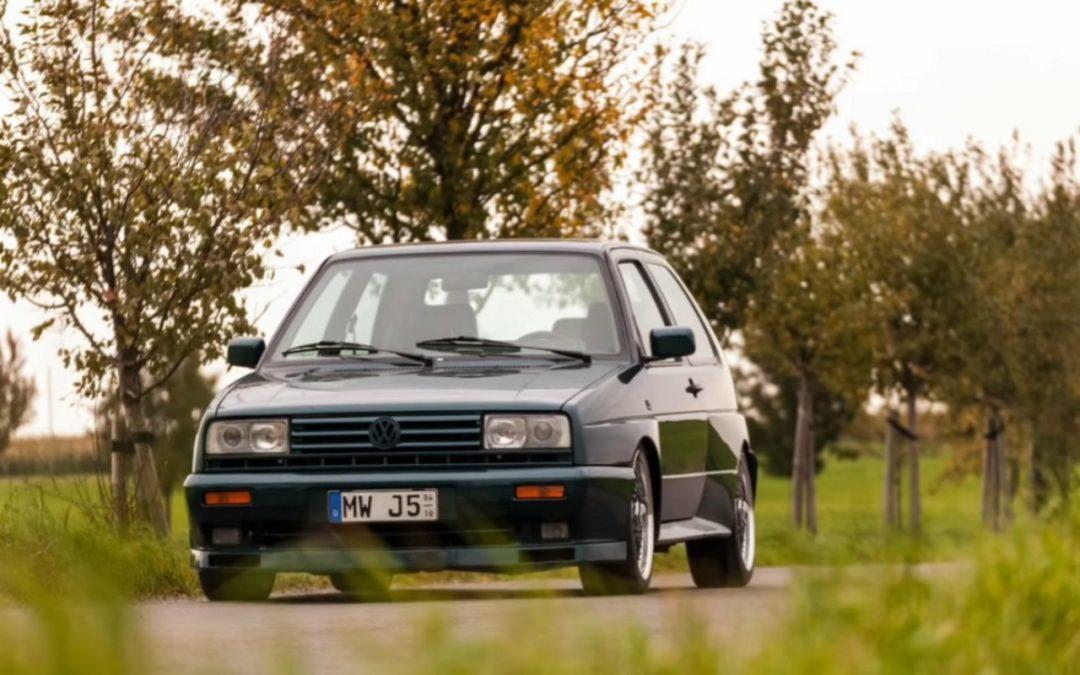 Golf Rallye R30 Turbo – 'Tention V'la le monstre !